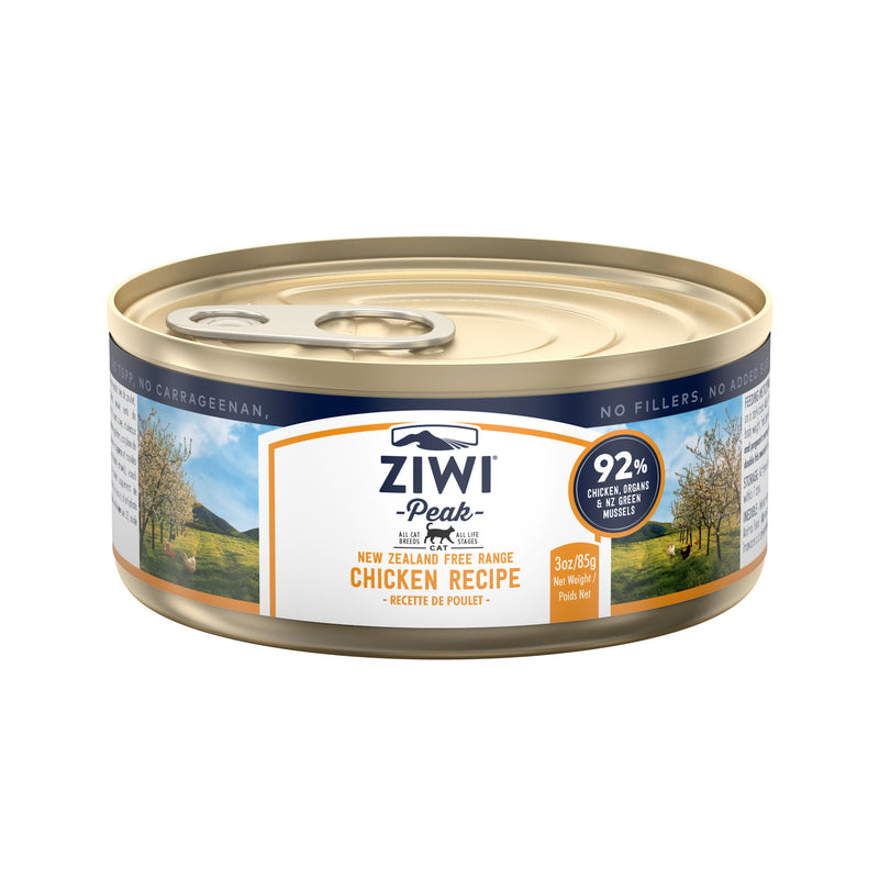 ZIWI Peak Chicken Cat Wet Food