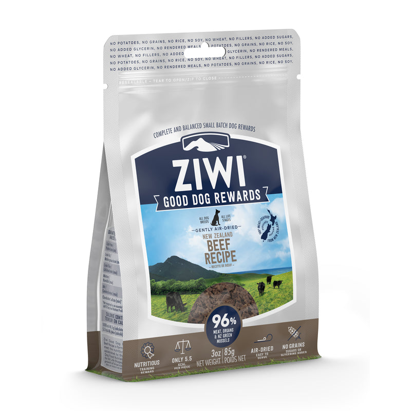 ZIWI Peak Beef Good Dog Rewards Dog Treats