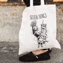 Selfish Things Tote Bag