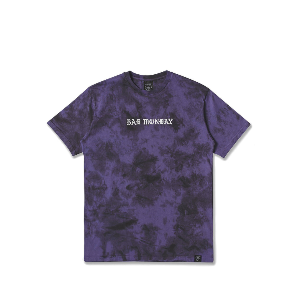 Tie Dye Panther Tee