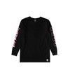 I Can See Your Lies Black L/S Tee