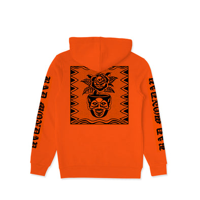 Devil Pot Orange Hoodie