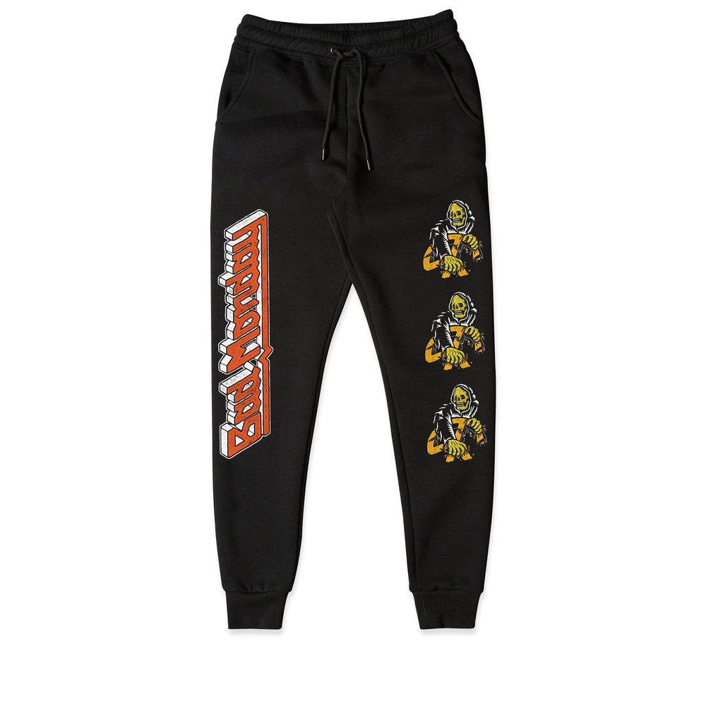Better Off Dead Black Joggers