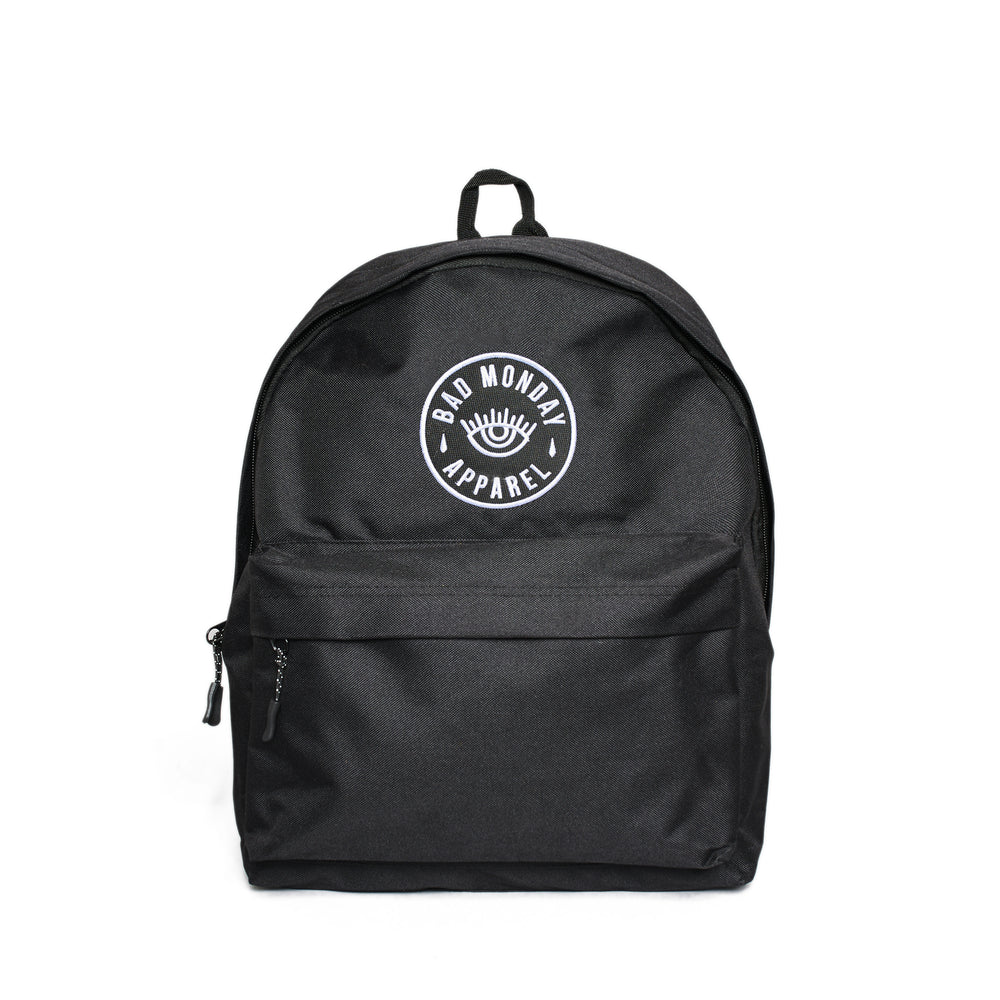 Black Emblem Backpack
