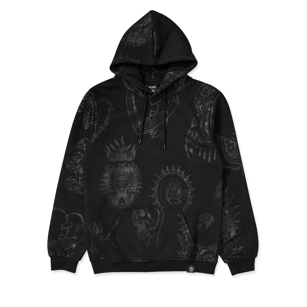 Family Flash Black Hoodie [Limited Edition]