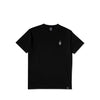 FU Embroidered Black Tee