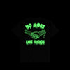 Fake Friends Glow In The Dark Black Tee
