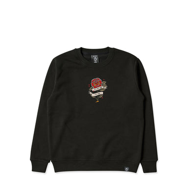 It's Not Me Black Crew Sweater [Limited Edition]
