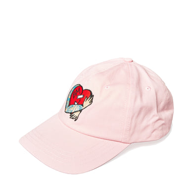 Baby Don't Hurt Me Dad Hat Pink