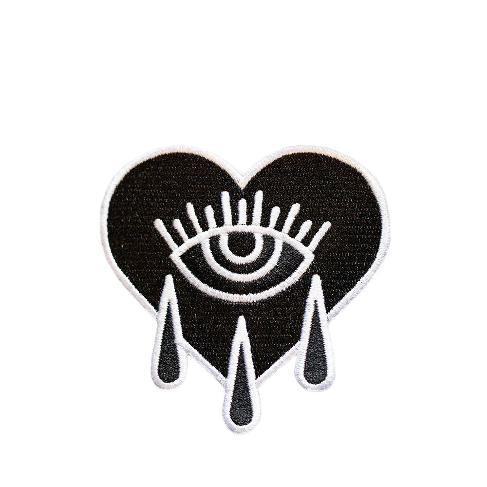 Crying Heart Patch