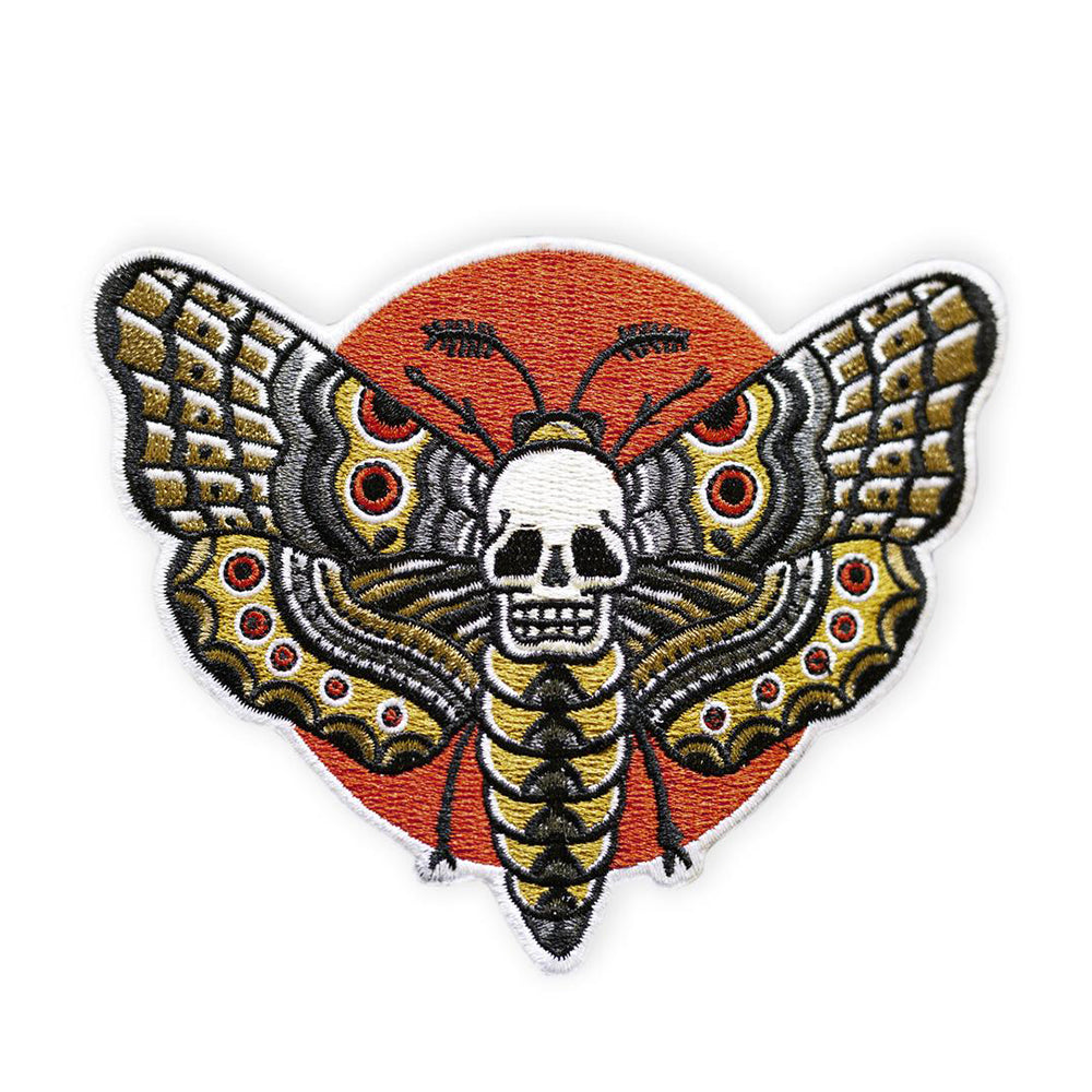 Death Moth Patch
