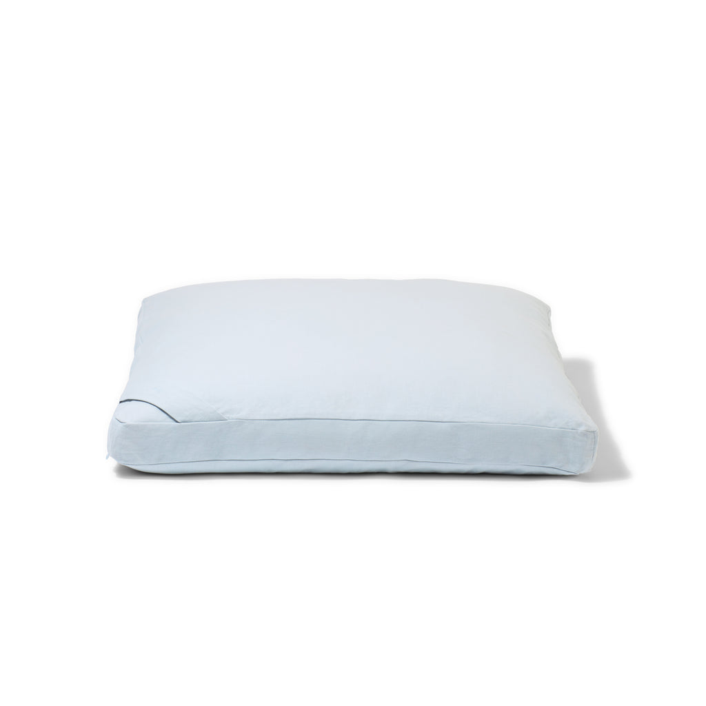 Organic Flat Meditation Cushion - air