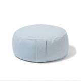 Organic Round Meditation Cushion - air