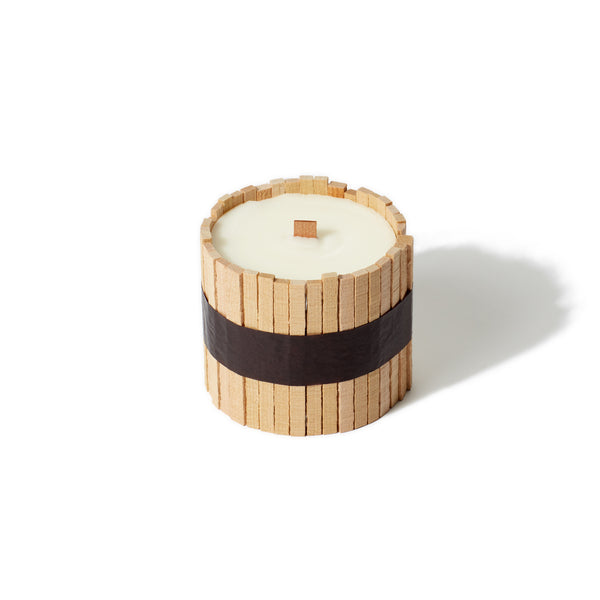 Cul de Sac Japan - Hiba Wood Essential Oil Candle - Simple
