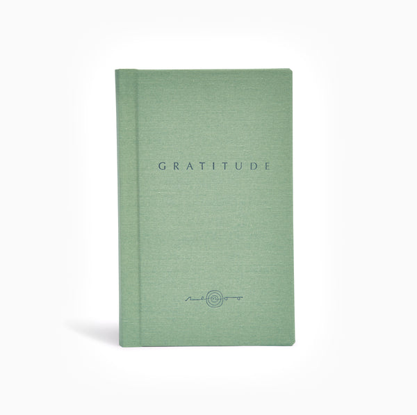 Gratitude Journal - Seafoam