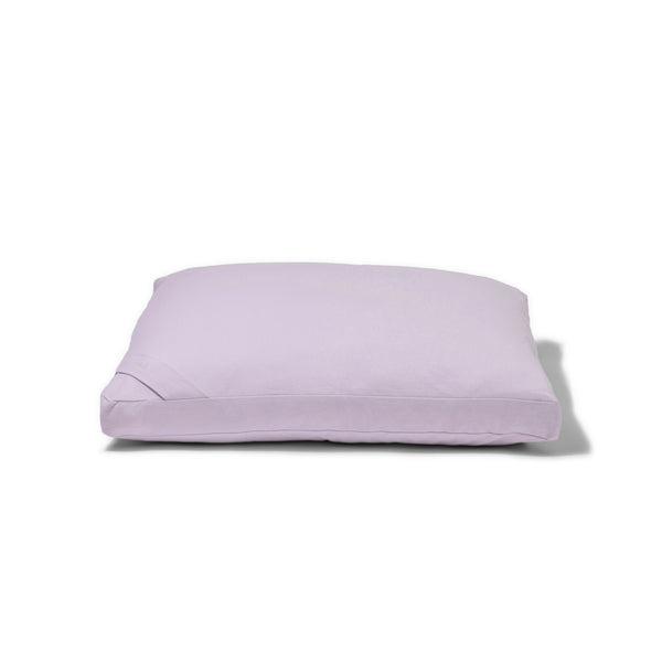 Organic Flat Meditation Cushion - mist