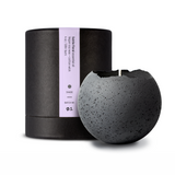 Orbis Concrete Candle - Charcoal Gray