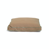 Organic Flat Meditation Cushion - earth