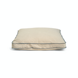 Organic Flat Meditation Cushion - dune