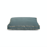 Organic Flat Meditation Cushion - ocean