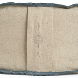 Organic Meditation Cushion Set - dune