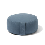 Organic Meditation Cushion Set - Teal