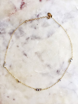 Ayla Glass Choker