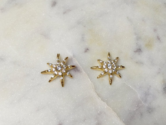 Joyeux Star Earrings