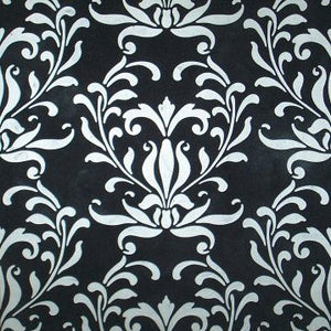 #1020R DeVille Scroll Repeat Stencil