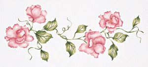 #120 Old English Rose Vine