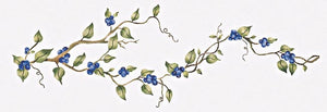 #406 Blueberry Vine