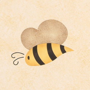 #729 Bumble Bee Stencil
