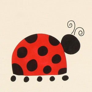 #735 Missy Miss Lady Bug Stencil