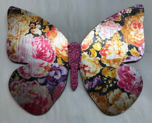 Butterfly - Wooden Cutout