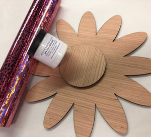 Spring Flower Foil Creation (Flower Only!!)