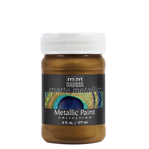 Metallic Paint - Matte Blackened Bronze