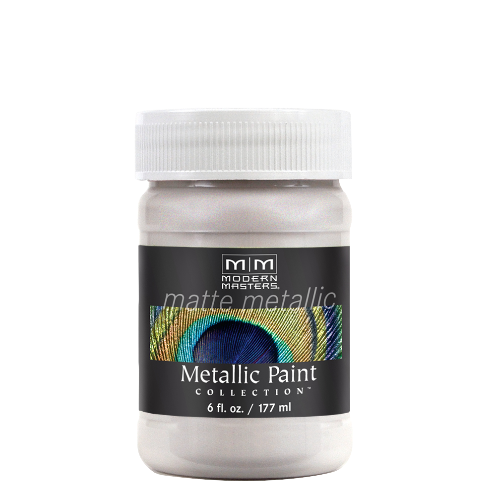 Metallic Paint - Matte Oyster