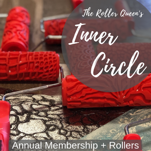The Roller Queen's Inner Circle - Annual Membership + Rollers of the Month