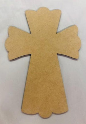 Cross (small) - Wooden Cutout