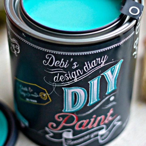 Old 57 DIY Paint
