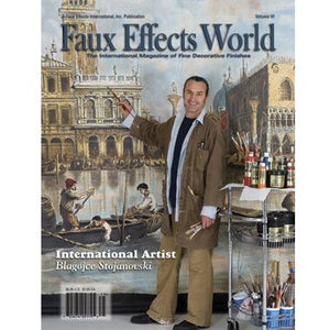 Faux Effects® World Magazine