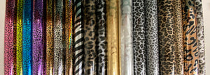 Animal Print Foil Collection