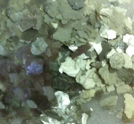 Silver Large Mica Flakes