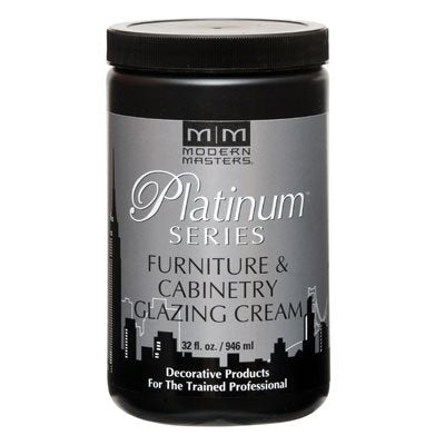 Furniture & Cabinetry Glazing Cream