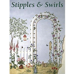 Stipples & Swirls - Instructional Stencilling Video