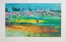 Leroy Neiman Home Hole at Shinnecock L/E Hand Signed Serigraph