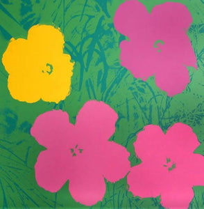 Flowers [11.68] By Andy Warhol