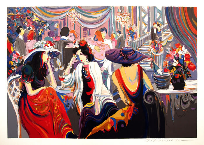 Ballroom Dancing By Isaac Maimon