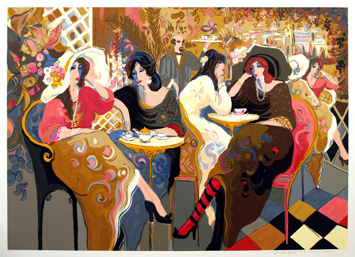 Le Bistro Cafe By Isaac Maimon