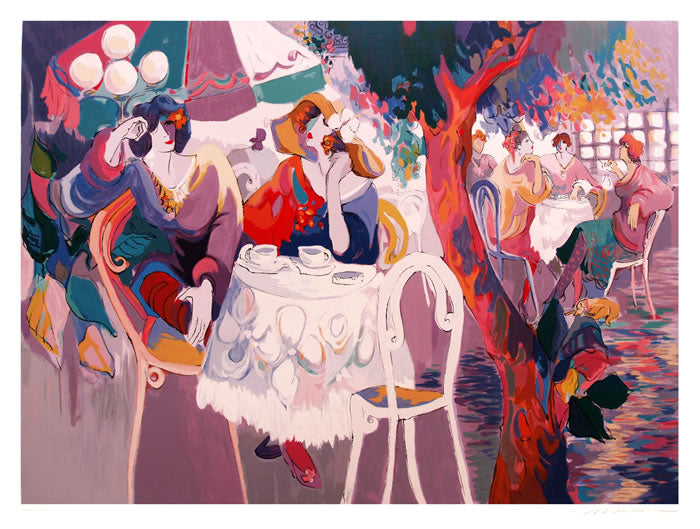 West Bank Cafe By Isaac Maimon